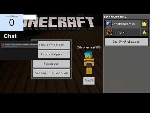 Minecraft Gehl Stream