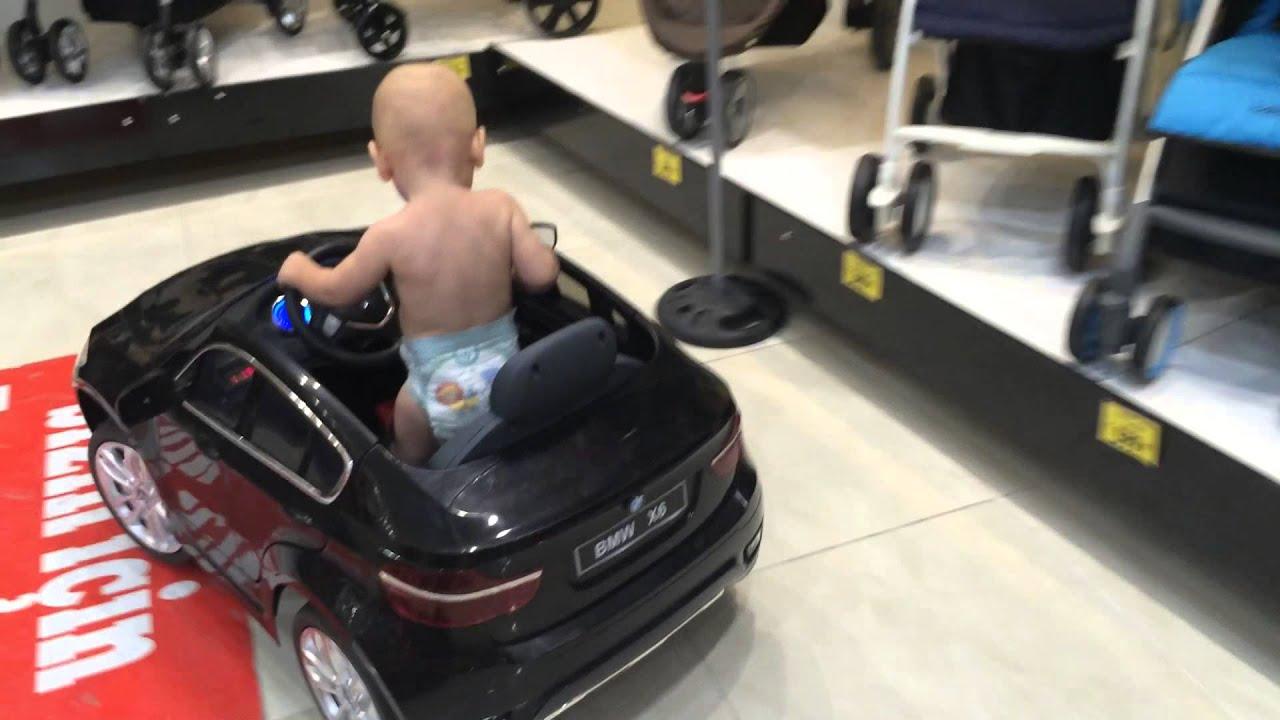 Bmw X6 Baby Car Our Lovely Son Timur Kirac ️ Youtube