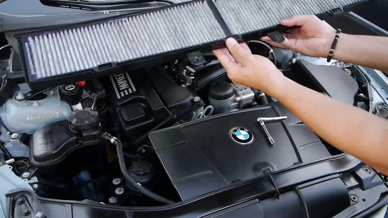 BMW  E90 E91 E92 E93    05-12  ONE CABIN POLLEN MICRO FILTER