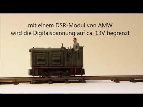 Ns2f von Technomodell digital mit Tran-Decoder