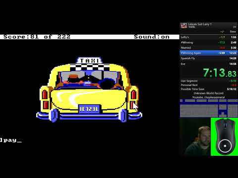 Leisure Suit Larry 1: Land of the Lounge Lizards 100% (PB) |