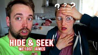 James Is Lost? Hide and Seek At Resort!