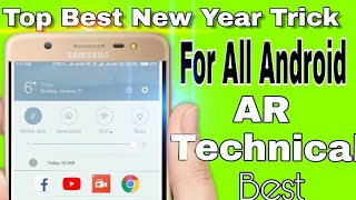 Top Best New Secret Trick For All Android Device by AR Technical