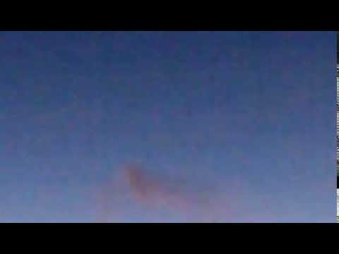 UFO in Pahrump Nevada