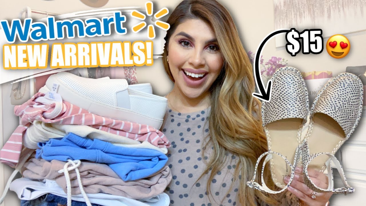 **HEAD TO TOE OUTFITS!** WALMART FASHION TRY ON HAUL!! NEW FOR JANUARY 2021 | WALMART CLOTHING HAUL