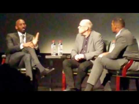 Kobe Bryant and Glen Keane discuss Dear Basketball short fil