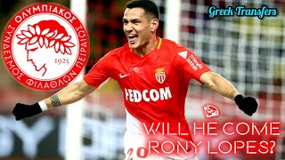 Rony Lopes (Best Highlights)   Transfer Target Of Olympiacos