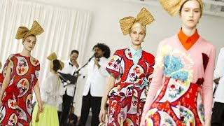 Delpozo | Spring Summer 2018 Full Fashion Show | Exclusive
