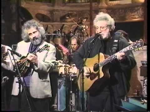 Jerry Garcia & David GrismanFriend of the Devil, Late Night 91593 mpg