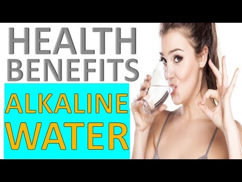 6 Health Benefits Of Alkaline Water | Side Effects |  How To Make Alkaline Water