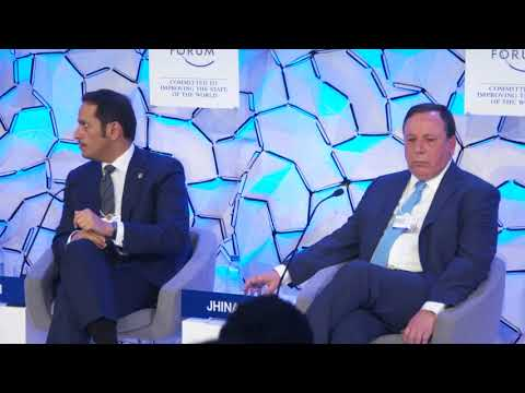 Deputy Prime Minister and Foreign Minister at Davos 2018
