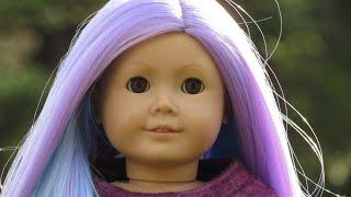 Özel AG Doll oluşturma - Mauve | ETSY ÜZERİNDE SATIŞ