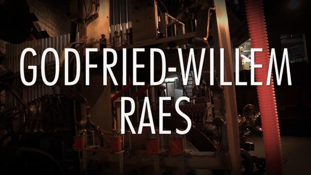 Belgium Underground : interview of Godfried-Willem Raes (English subtitles)