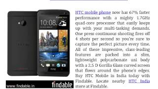 Newly Launched HTC Mobiles in India