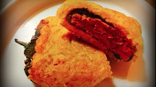 Chile Relleno with a Twist