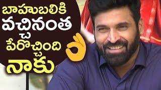 Actor subbaraju gets excited about dj duvvada jagannadham movie | tfpc