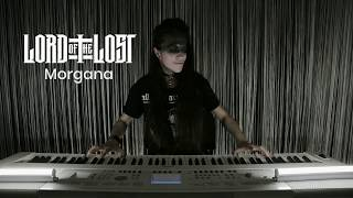 Lord Of The Lost on piano