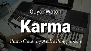 Karma GuyonWaton Piano Cover by Andre Panggabean.mp3