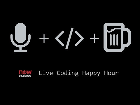 Integrating Dash Buttons with ServiceNow  - Live Coding Happy Hour for 2017-11-10