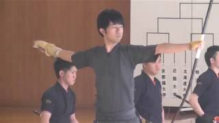 第30回全国大学弓道選抜大会 男子団体 日大