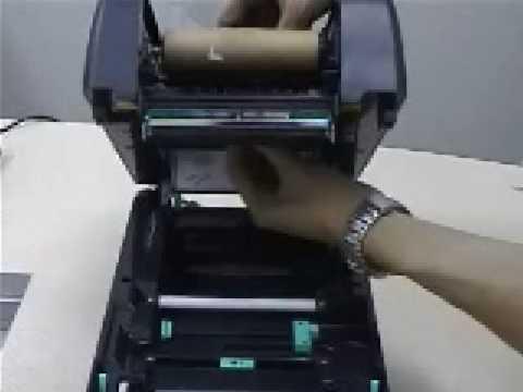 How To Calibrate Tsc 245 245 Plus And 247 Tag Printer Doovi