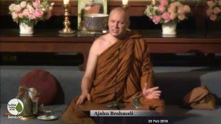 Impermanence | Ajahn Brahmali | 26 Feb 2016