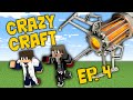 Crazy Craft - Ep.4 - Gravity Gun !