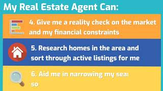 14 Things My Real Estate Agent Can Do For Me