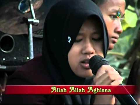 Allah Allah Aghisna - Hajir Marawis Elhida