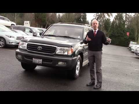 2000 toyota land cruiser review in 3 minutes you ll be an expert on the 2000 land cruiser youtube 2000 toyota land cruiser review in 3