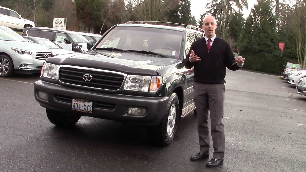 2000 Toyota Land Cruiser Review   In 3 Minutes Youu0027ll Be An Expert On The 2000  Land Cruiser   YouTube