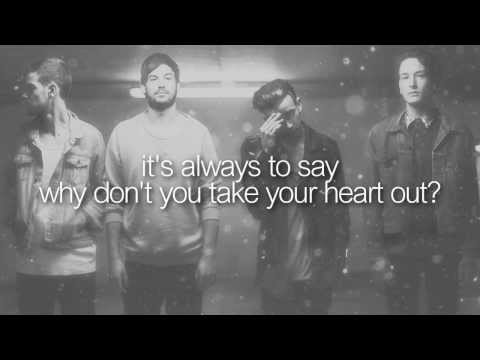 The 1975 - Heart Out (Lyrics on Screen)