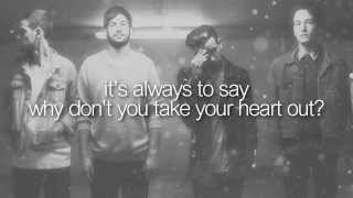Repeat youtube video The 1975 - Heart Out (Lyrics on Screen)