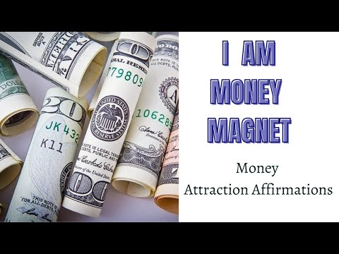 MONEY AFFIRMATIONS, Attract Wealth