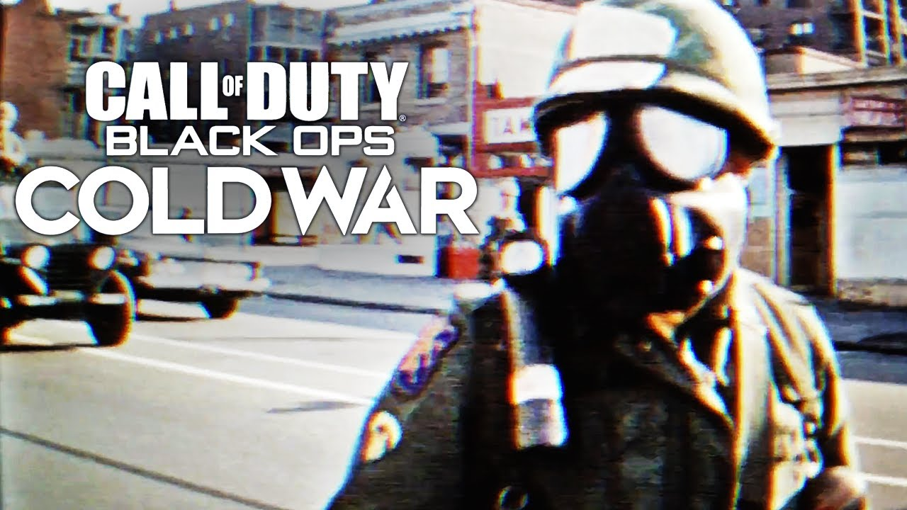 "Call of Duty Black Ops: Cold War - Official Reveal Trailer | ""Know Your History"""