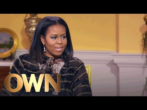 Michelle Obama on Not Letting Negativity...