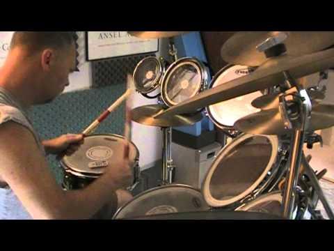Erotic Nightmares (ver. 2) - Steve Vai (drum cover)