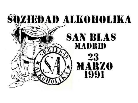 soziedad alkoholika san blas 91