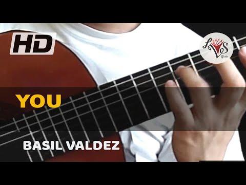 You - Basil Valdez (solo guitar cover)