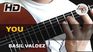 You - Basil Valdez (solo guitar cover)