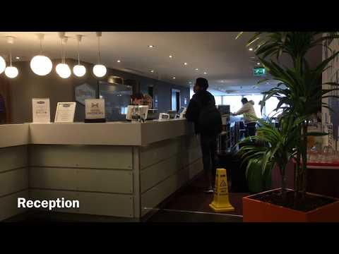 Hotel Review: Hampton By Hilton, Birmingham Broad Street, West Midlands, UK - January 2018