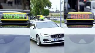 Pointguard iToplight Smart Taxi Roof Signs