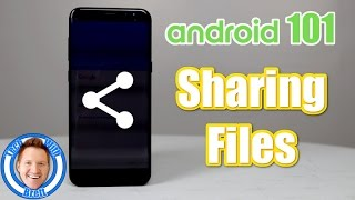 Android 101: The Share Button