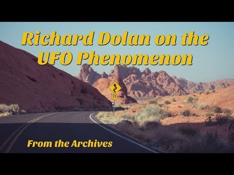 Richard Dolan – UFO Phenomenon Presentation Australia (2016) |  Mp3 Download