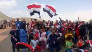 New Suez Canal: the future of the party, the nation celebrates Orphan Day in the new Suez Canal