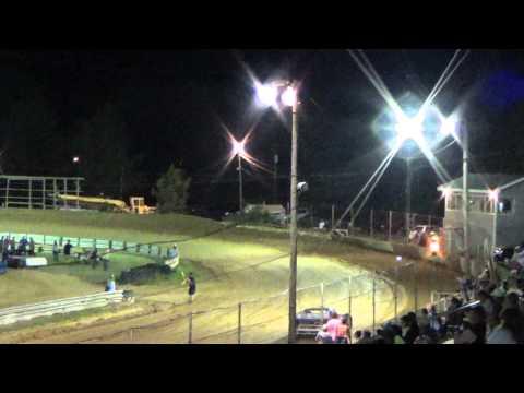 Sportsman's Race - Dixieland Speedway  June 28, 2013