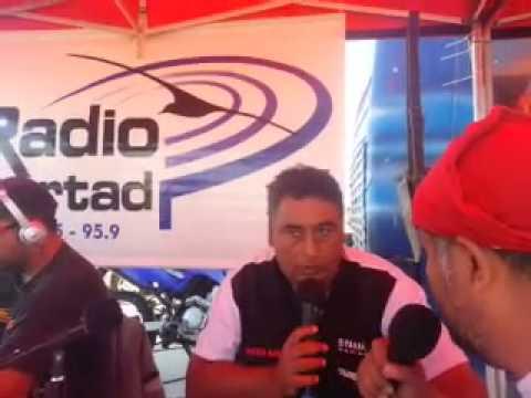 RALLY #CIR: PEDRO FLORES DE LA CATEGORÍA N4B