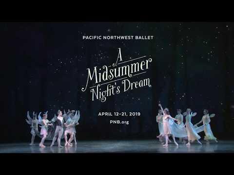 A Midsummer Night's Dream Performances | Pacific Northwest Ballet