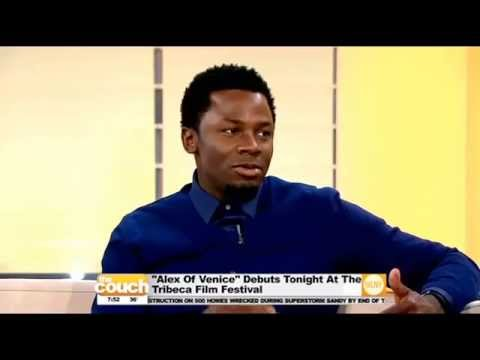 Chatting With Actor Derek Luke