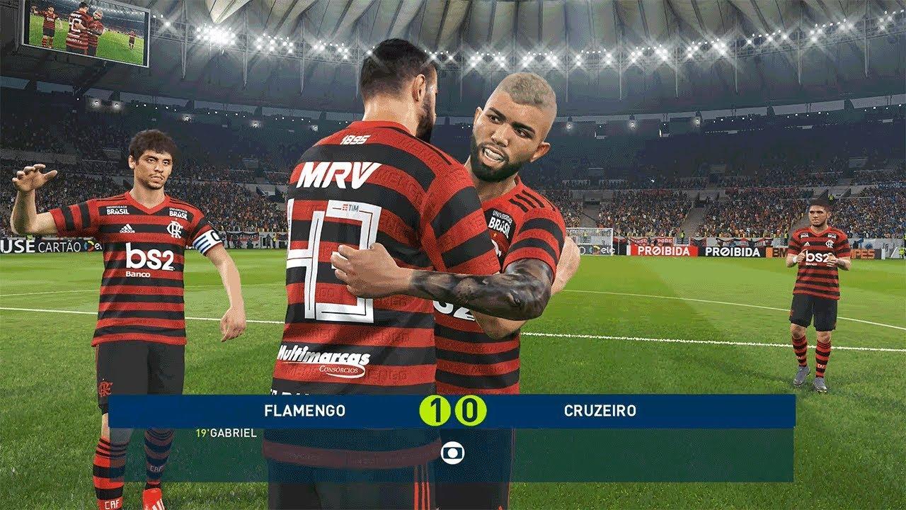 O Melhor Jogo De Futebol Que Voce Vai Ver Com Brasileirao 2019 Youtube